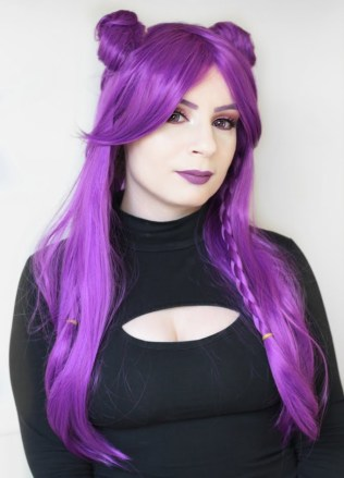 kaisa wig front
