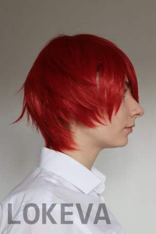 Red wig 3