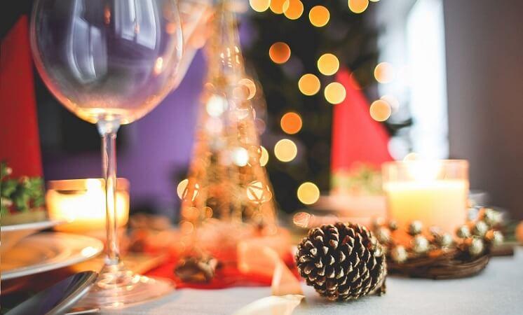 Pranzo di Natale al ristorante