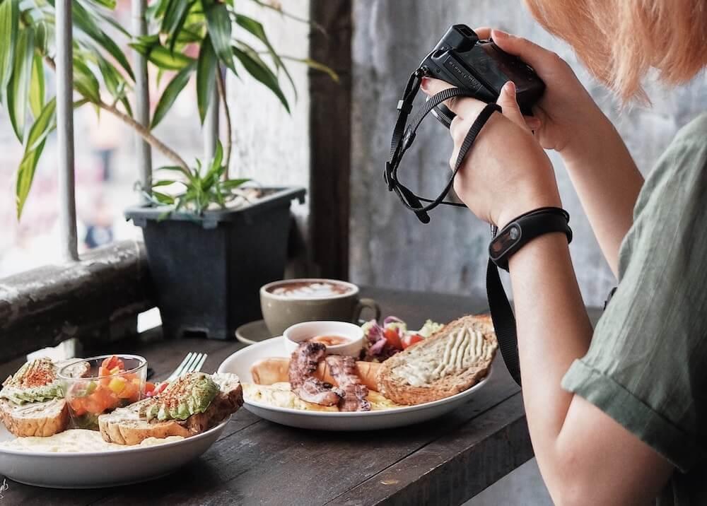 i vantaggi della food photography
