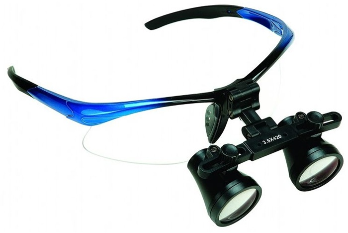 Dental Loupes With Light