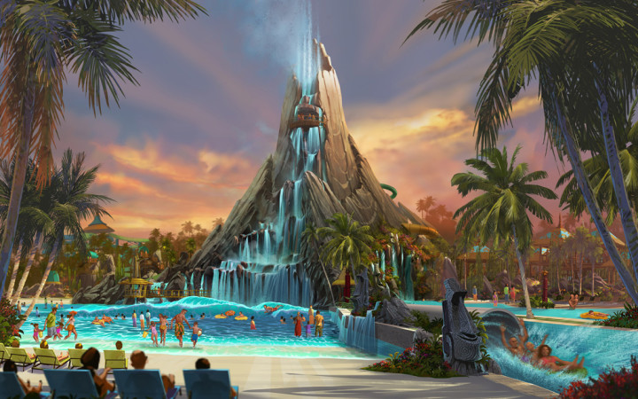 Announcing Universal's Volcano Bay – A Water Theme Park Unlike Any You've Ever Experienced
