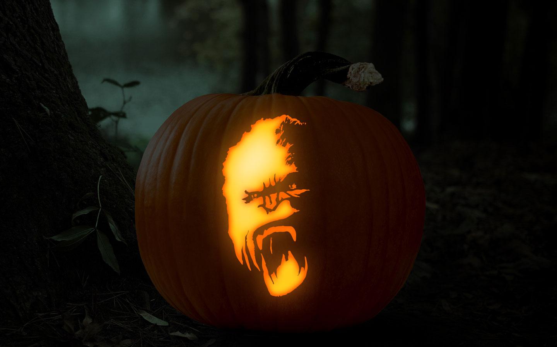 Universal Orlando Close Up Exclusive Universal Pumpkin Carving Stencils