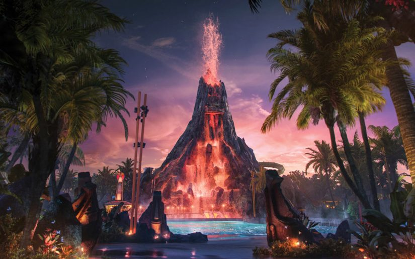 Now On Sale: Tickets for Universal Orlando's Volcano Bay Water Theme Park