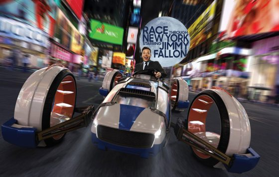 Your Wild Ride with Jimmy Fallon Begins April 6