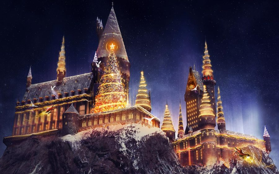Christmas is coming to The Wizarding World of Harry Potter at Universal Orlando Resort.