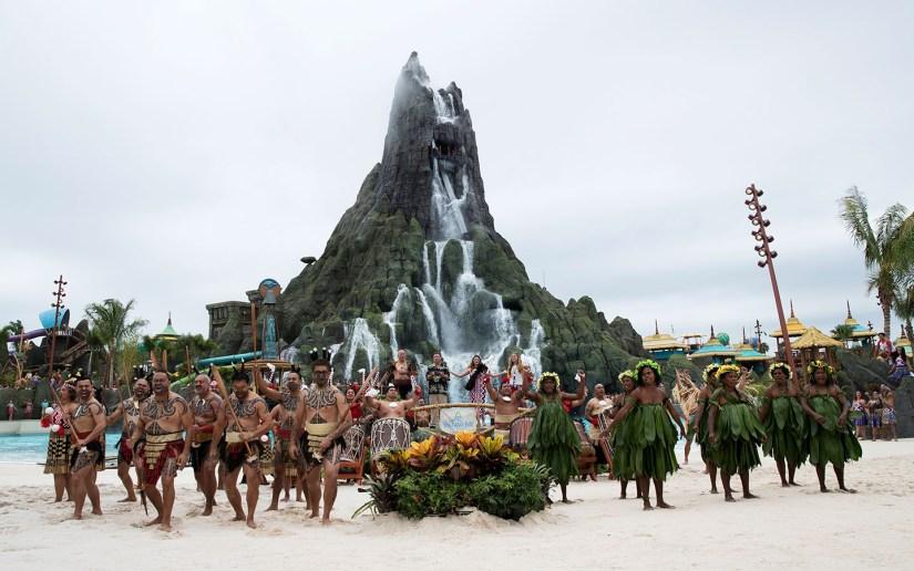 Universal's Volcano Bay is now open at Universal Orlando Resort.