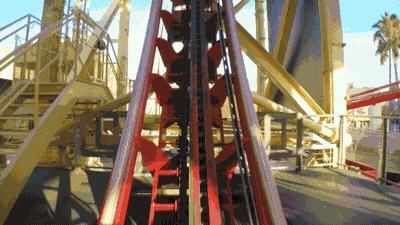 Rip Ride Rocket Experience at Universal Orlando Resort