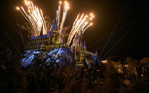 Fireworks at Universal Orlando