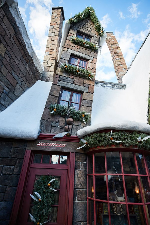 Decor in the Wizarding World of Harry Potter