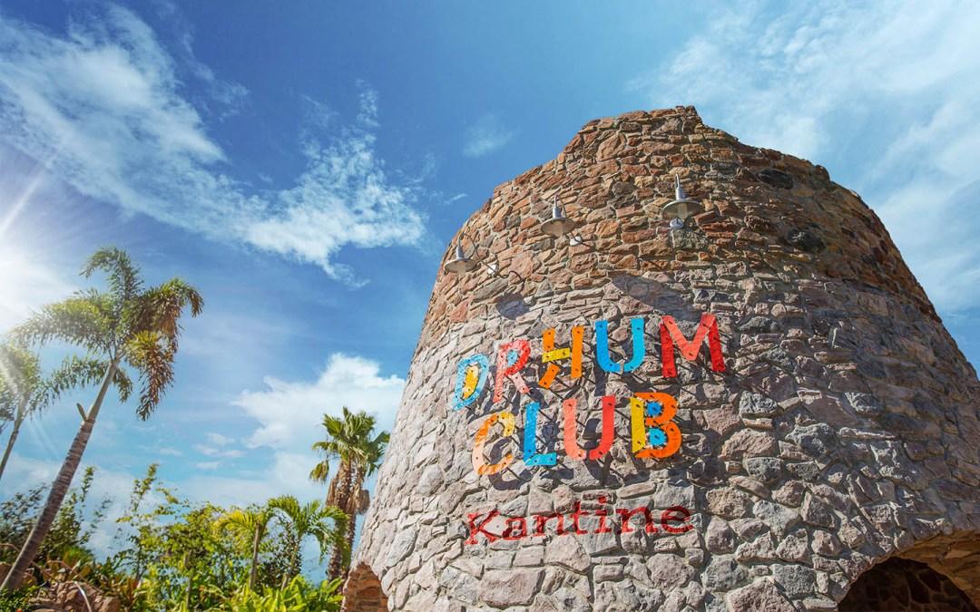Drhum Clube Kantine Loews Sapphire Falls Resort