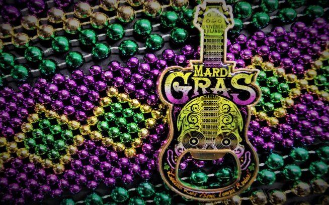 Mardi Gras Merchandise - Bottle Opener
