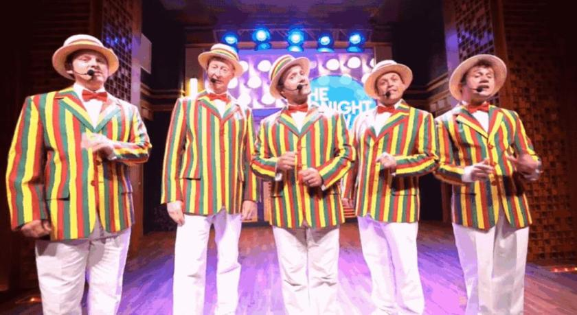1 - Fallon Ragtime Gals