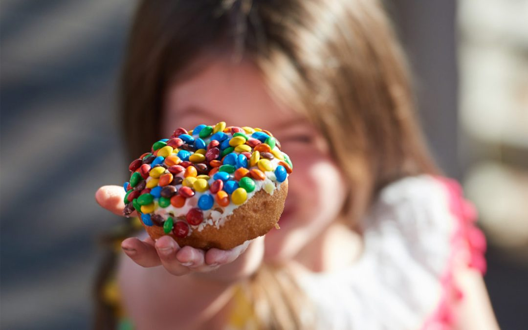 Voodoo Doughnut at Universal CityWalk