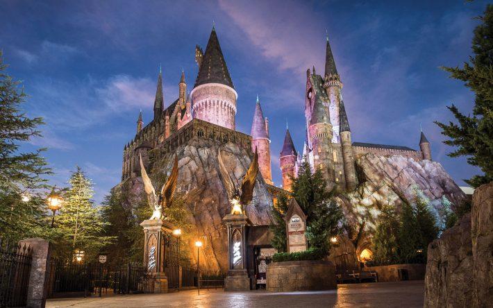 Welcome Back to Hogwarts: A Social Media Fan Meet-Up