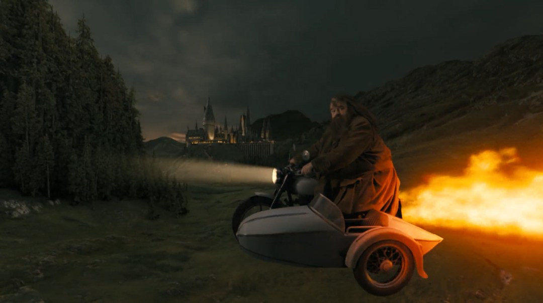 Hagrid Hogwarts Express.v1