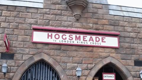 Hogsmeade GIF