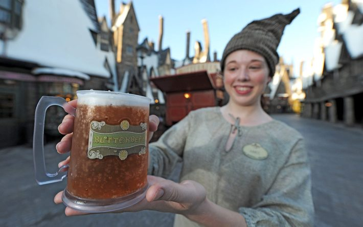 Cheers: Celebrating Our 20 Millionth Butterbeer Sold