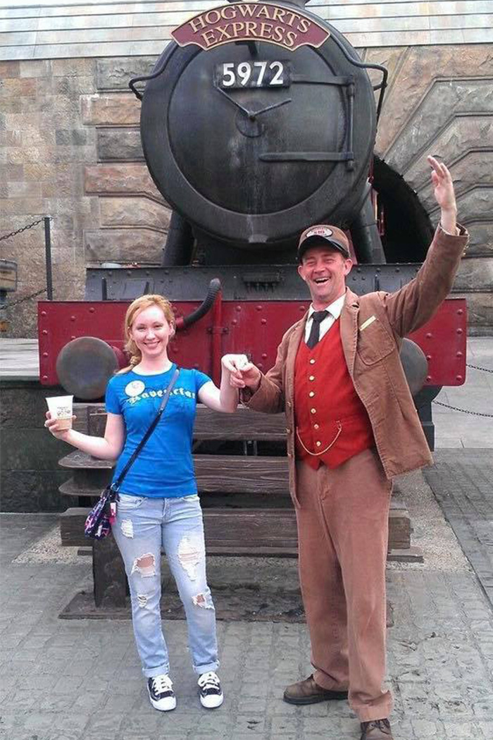 Celebrating 20 Million Butterbeers with Fans
