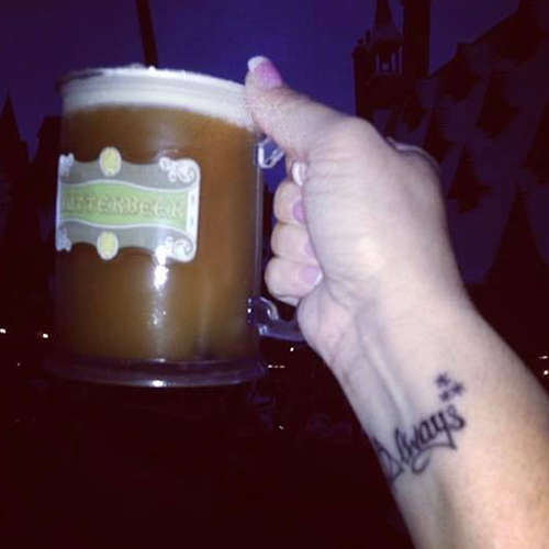 Celebrating 20 Million Butterbeers with Universal Fans