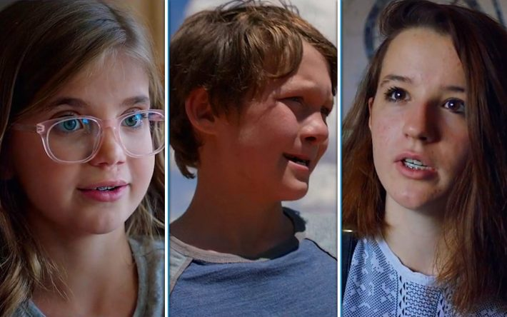 3 Real Life Inspiring Kids Will Melt Your Heart in New Grow Bolder Documentary Series
