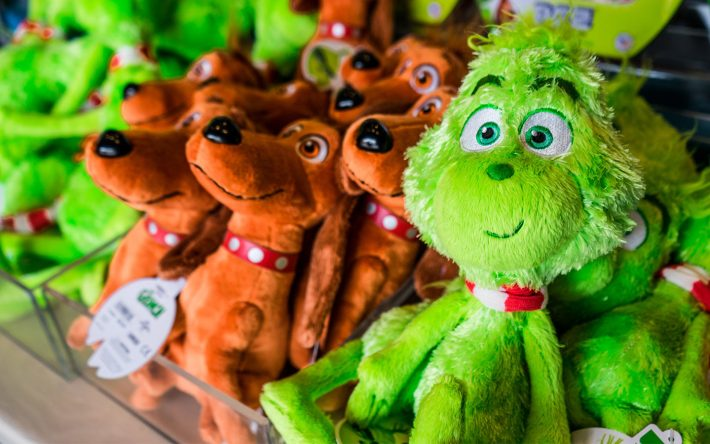 Embrace Your Inner Grinch This Christmas with New Merchandise