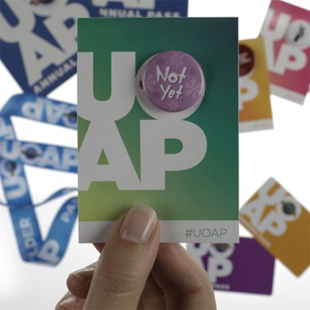 UOAP Button - Not Yet