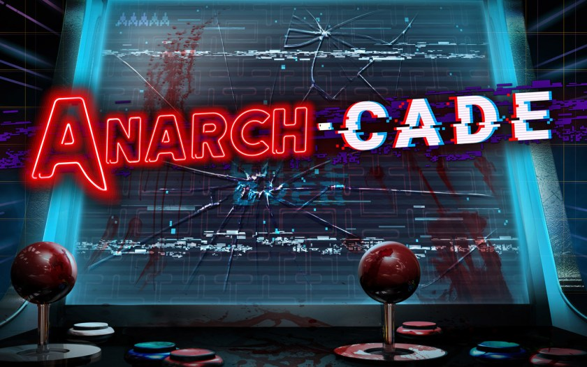 Anarch-Cade Scare Zone Halloween Horror Nights