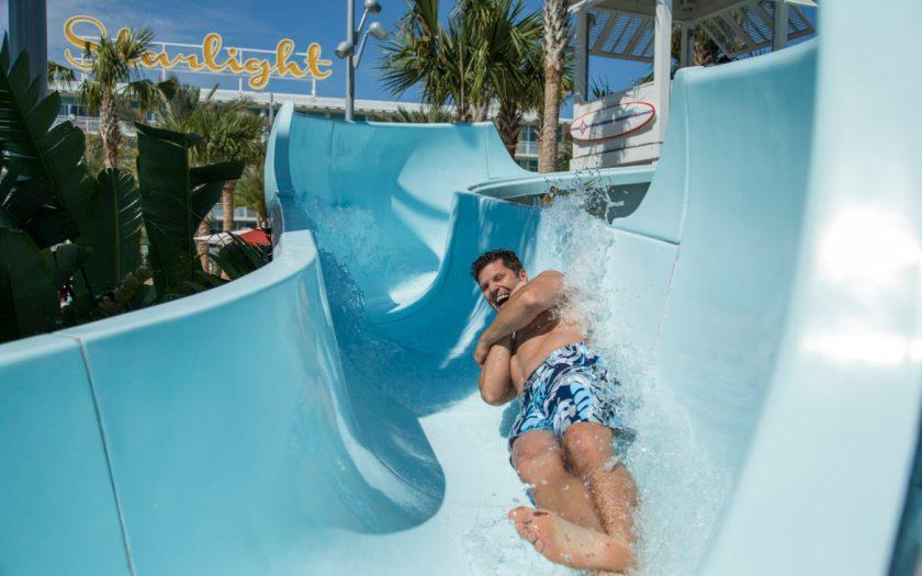 Diapositiva de Universal's Cabana Bay Beach Resort
