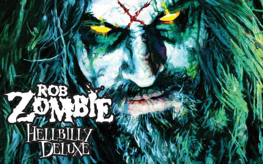 Hellbilly Deluxe Scare Zones Halloween Horror Nights