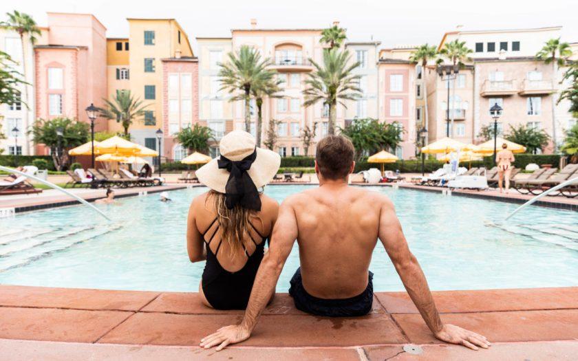 Loews Portofino Bay Hotel - Piscina de la villa