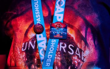 Halloween Horror Nights 2019 UOAP Merchandise