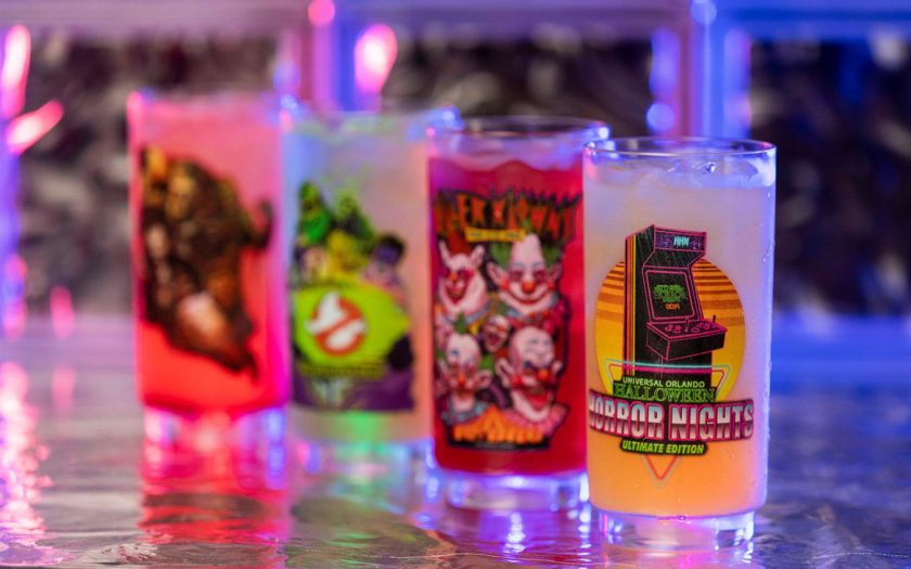 Bebidas exclusivas de Halloween Horror Nights