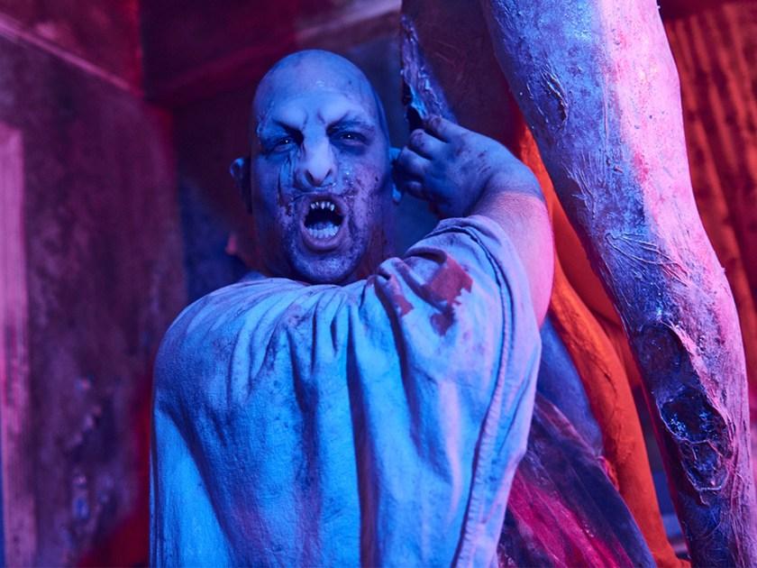 La colmena en Halloween Horror Nights 2017