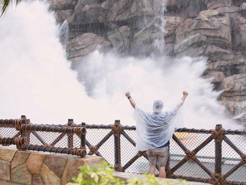 Parque Jurásico Splash Down