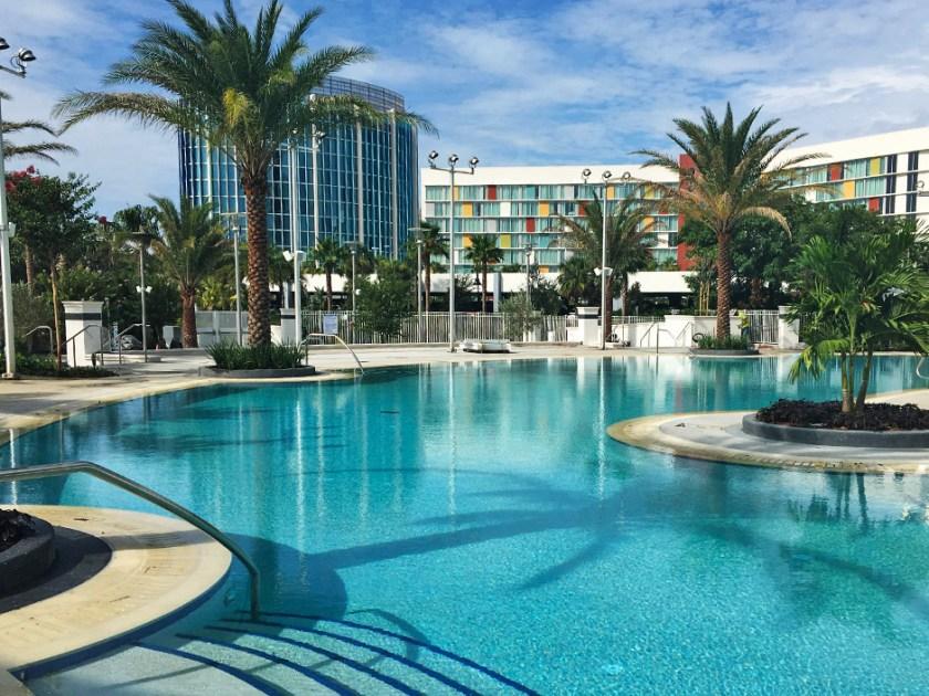 Piscina del hotel Universal's Aventura