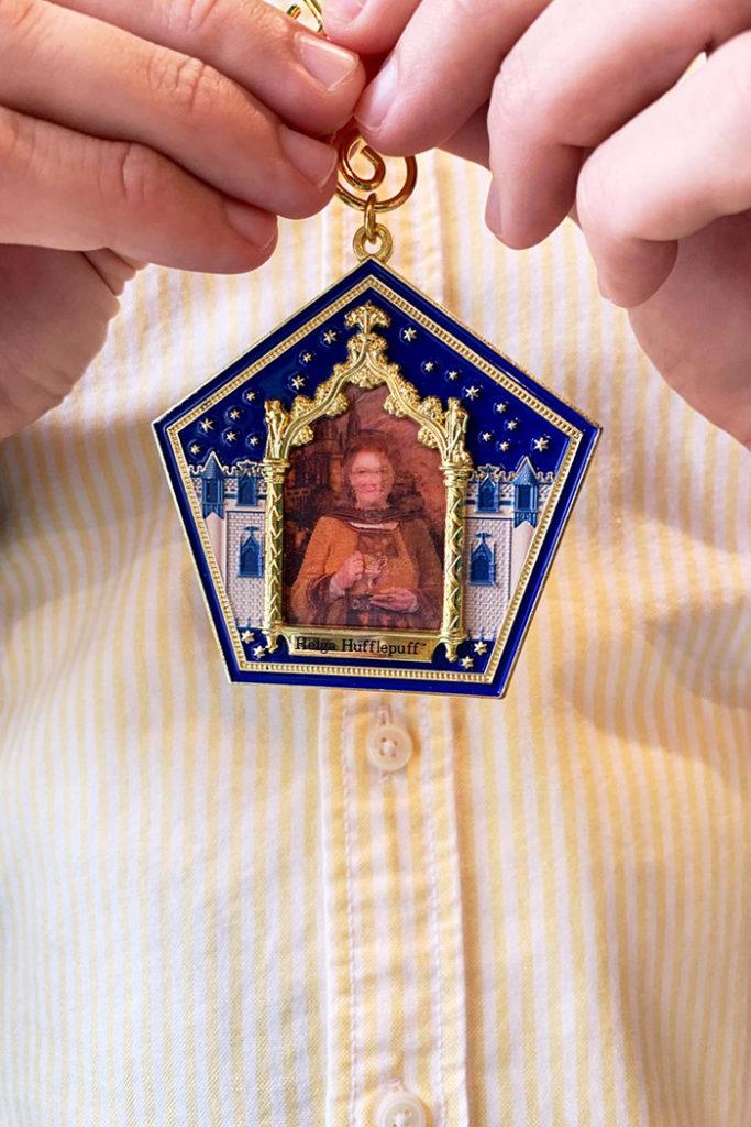 Retratos de los fundadores de Hogwarts en El mundo mágico de Harry Potter