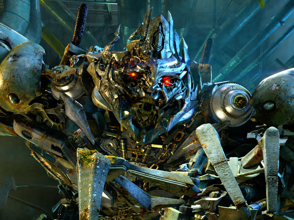 05_TRANSFORMERS The Ride - 3D