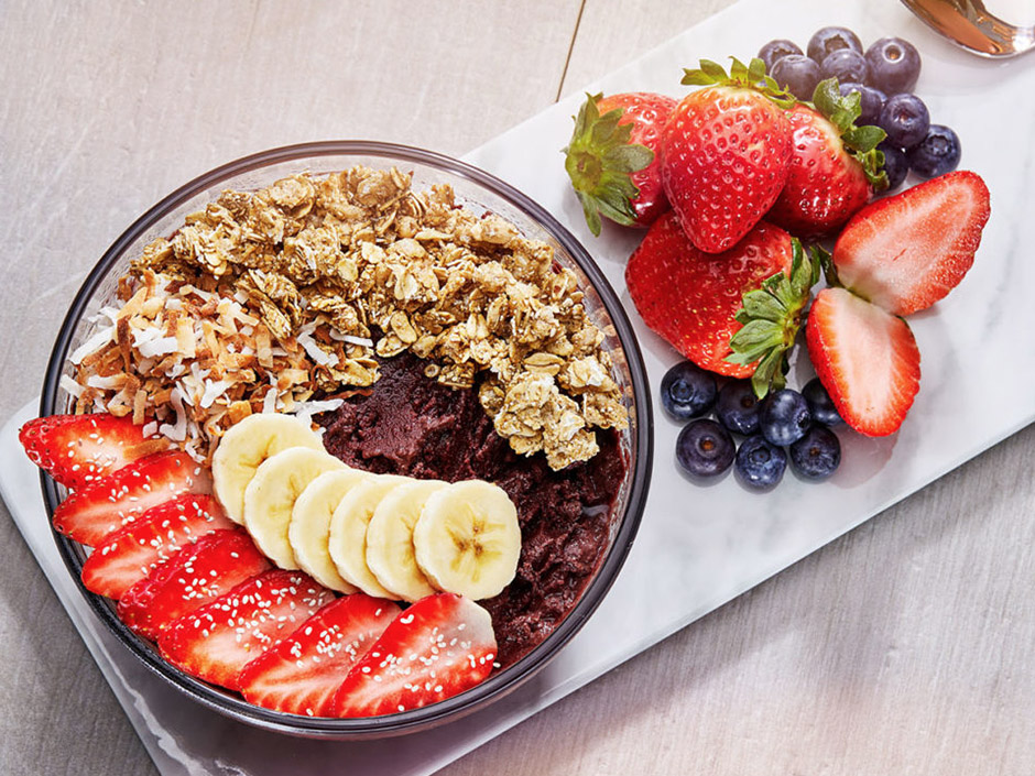 Acai Bowl from TODAY Cafe