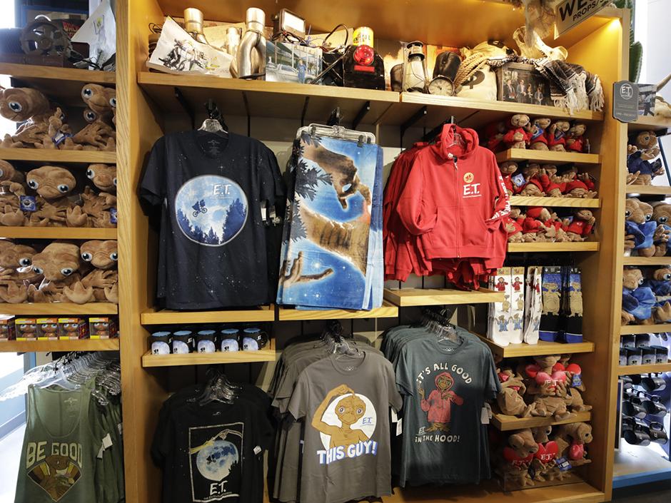 ETToyStore, E.T. Adventure