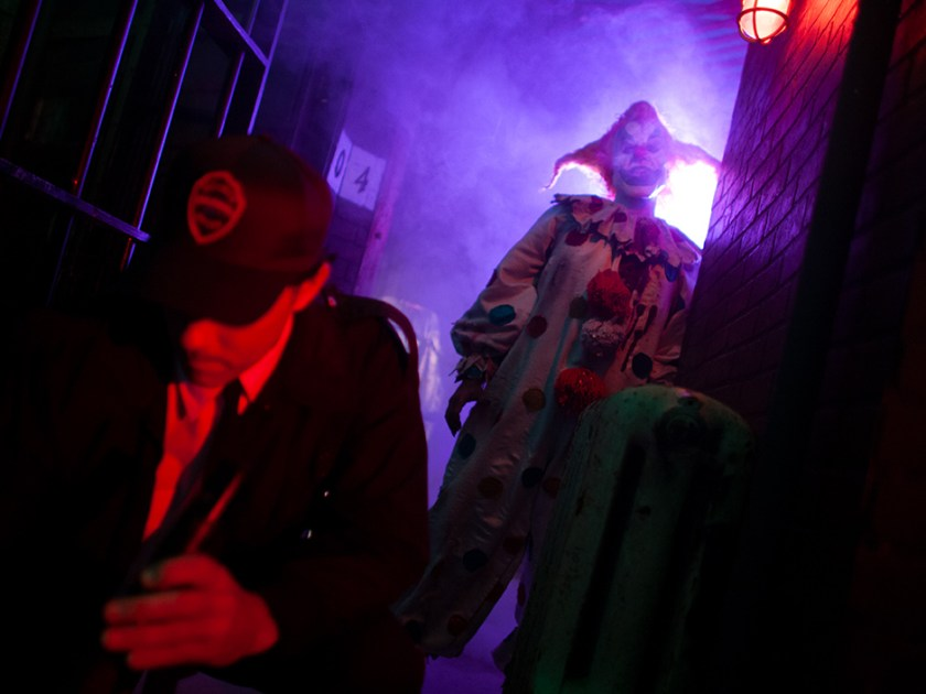 Jack el payaso - Halloween Horror Nights 2006