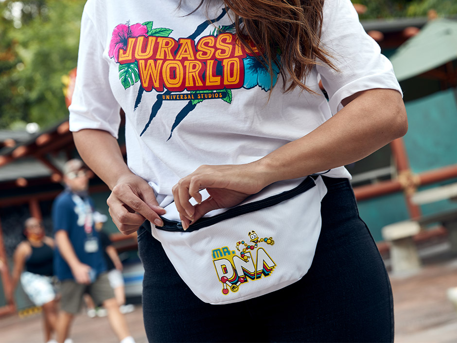 Mr. DNA Waist Bag - Universal Orlando Resort