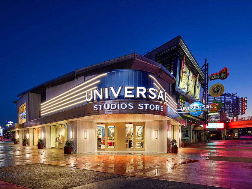 Tienda de Universal Studios en Universal CityWalk