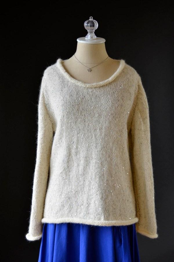 Sparkle Cardigan Sweater