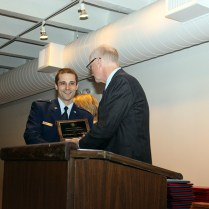 Chairman's Honor Roll winner Leif Magnusson