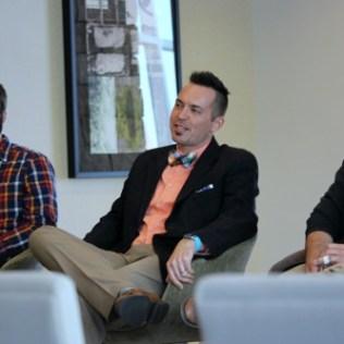 Timothy Reid, M.D., Charlie Burkett, M.D., and Adam Rensch, M.D.