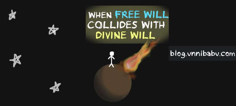 free will and divine will