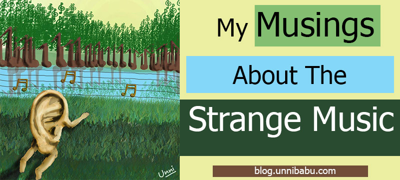 my musings about music, surreal painting, surreal music ear