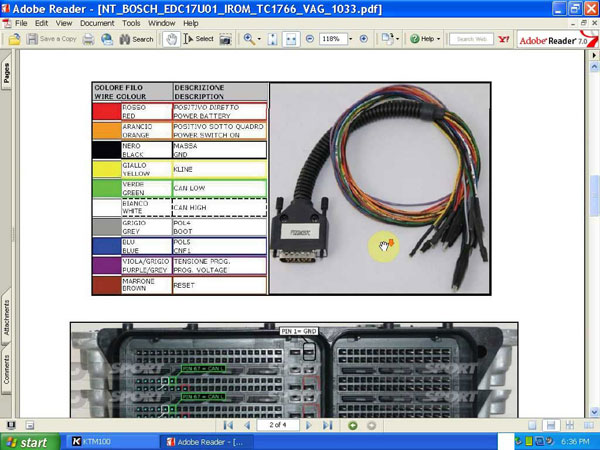 2006 Bmw Wiring Diagram Free Download Ktag Ktm100 V2 13 Fw V7 003 For Ecu