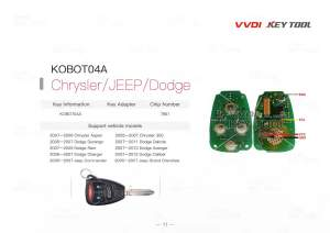 VVDI KEY Tool Remote Unlock Wiring Diagramall here |Car Key Programmer
